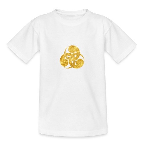 Tadpole Mon Japanese samurai clan - Teenage T-Shirt