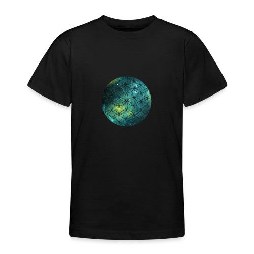 FlowerOfLife Cool - Teenager T-shirt