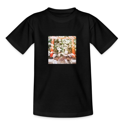 見ぬが花 Imagination is more beautiful than vi - Teenage T-Shirt