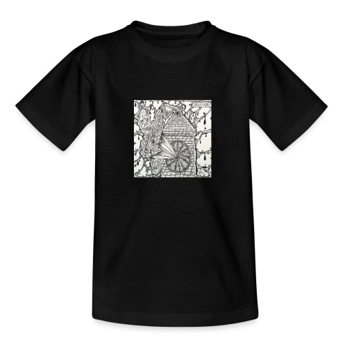 Brain Ache - Teenage T-Shirt