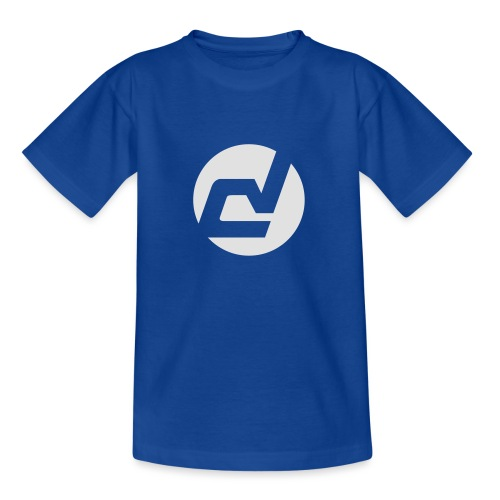 logo blanc - T-shirt Ado
