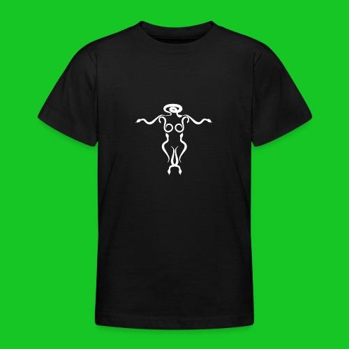 Slangenmens - Teenager T-shirt