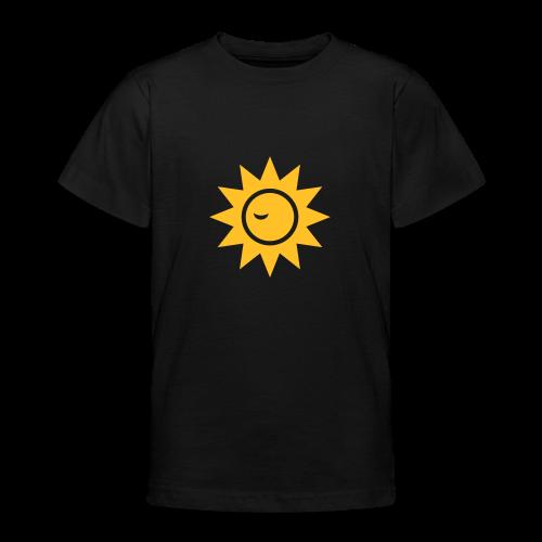 Winky Sun - Teenager T-shirt