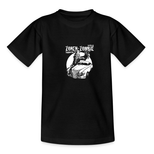 Zonen Zombie Supporter Shirt - Teenager T-Shirt