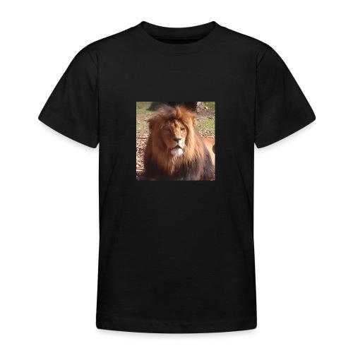 Lejon - T-shirt tonåring