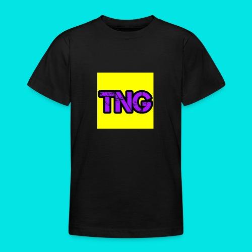 New TNG LOGO - Teenage T-Shirt
