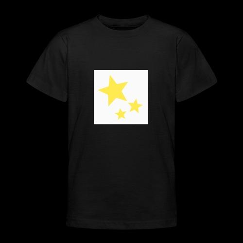 Dazzle Zazzle Stars - Teenage T-Shirt