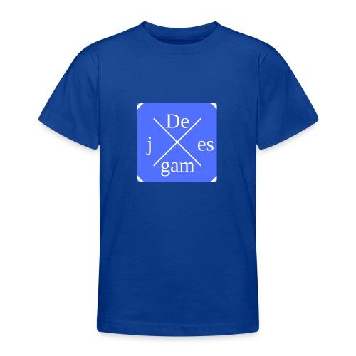 de j games kleren - Teenager T-shirt