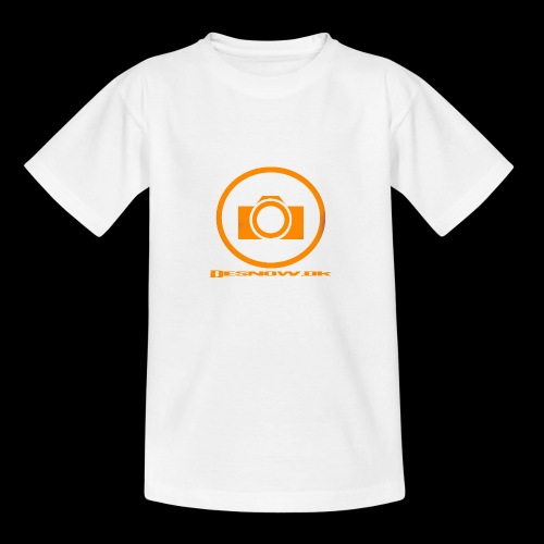 Orange 2 png - Teenager-T-shirt