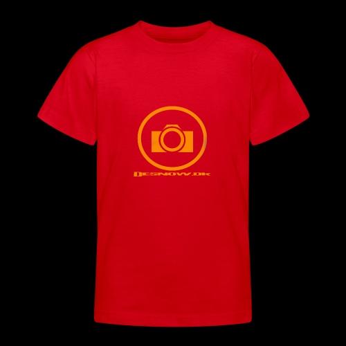 Orange 2 png - Teenager-T-shirt
