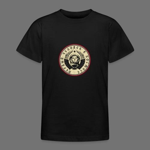 Cosmonaut 4c (oldstyle) - Teenage T-Shirt