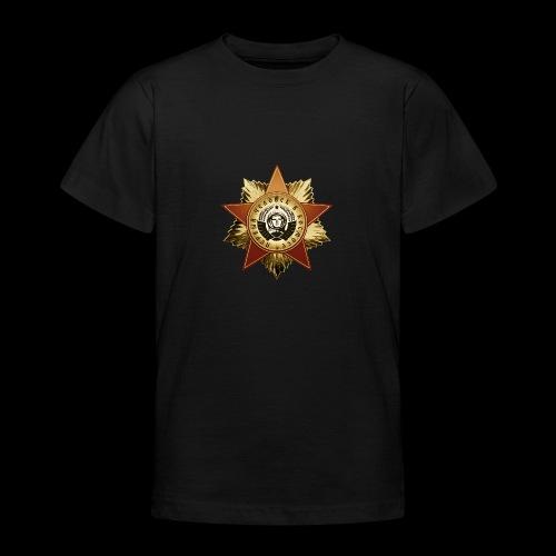 Cosmonaut Medal - Teenage T-Shirt