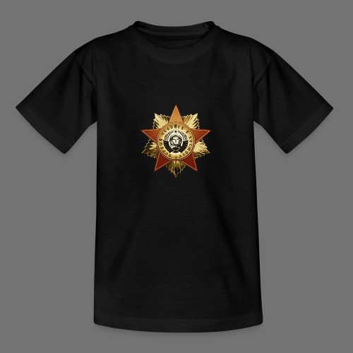 Cosmonaut Medal - Teenage T-Shirt