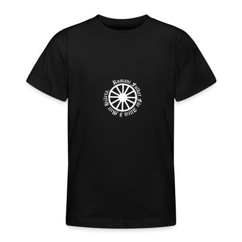 626878 2406639 lennyhjulromanifolketivit orig - T-shirt tonåring