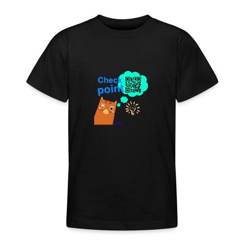 Duna Checkpoint - T-skjorte for tenåringer