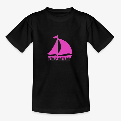 PINK SAILOR - T-shirt tonåring