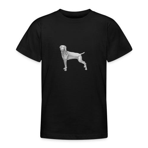weimaraner - Teenager-T-shirt