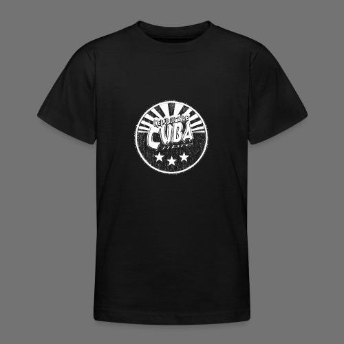 Cuba Libre (1c white) - Teenager T-Shirt