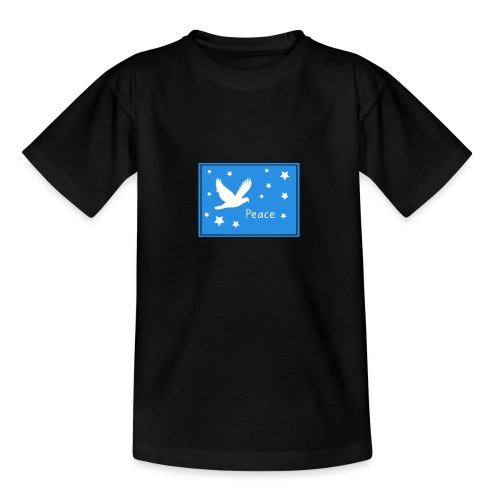 Peace for All - Teenage T-Shirt