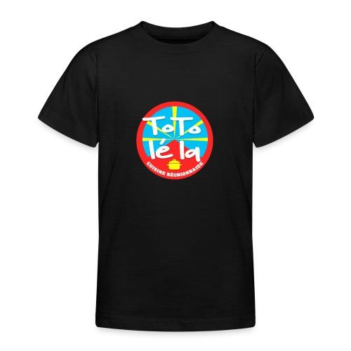 Collection Toto Lé La 974 - T-shirt Ado