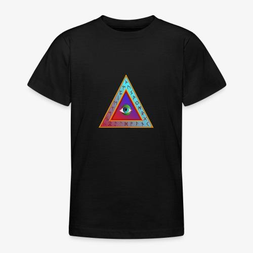 Dreieck - Teenager T-Shirt