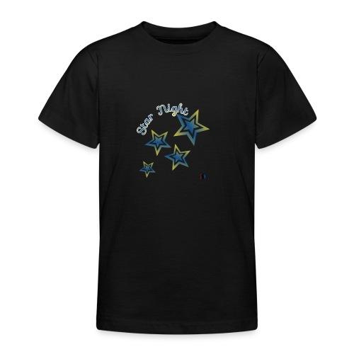 Star - Camiseta adolescente