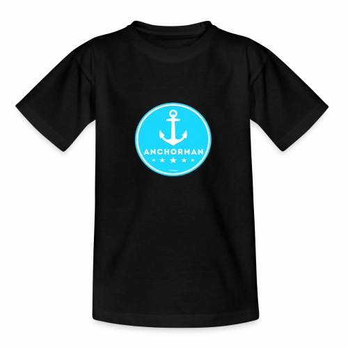 Anchorman - Teenager T-shirt