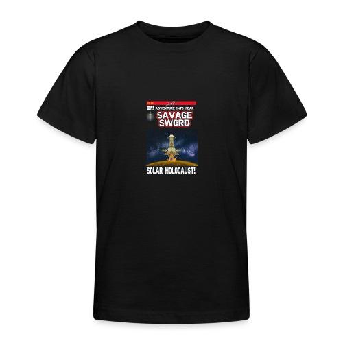180813 Savage Sword Comic Lajarin Dream - Camiseta adolescente