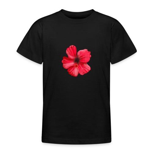 Hibiskus - Teenager T-Shirt