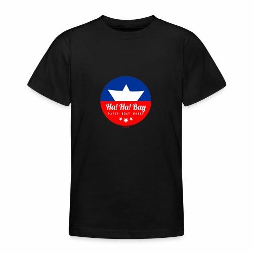Ha! Ha! - Teenager T-shirt