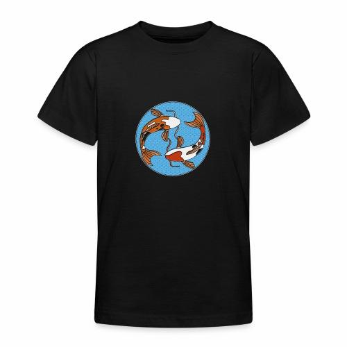 Koi - Teenager T-Shirt