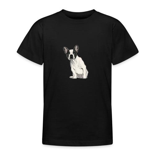 Bouledogue Français Classic - T-shirt Ado