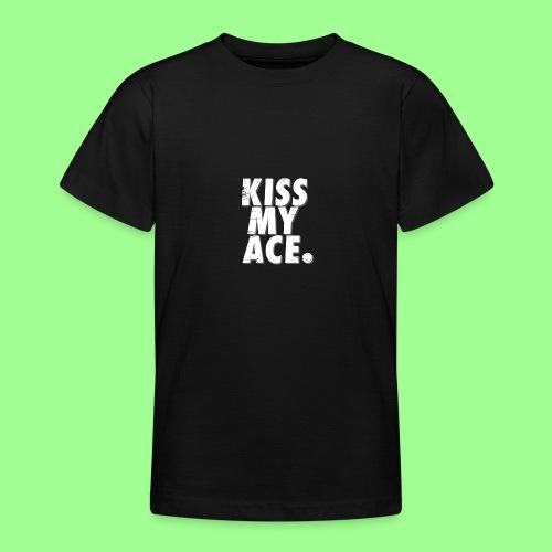 KISS MY ACE - Koszulka młodzieżowa