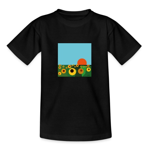 Sunflower - Teenage T-Shirt
