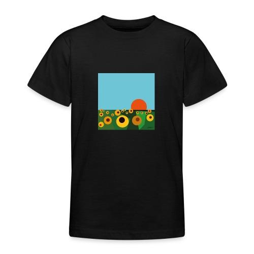 Tournesol - T-shirt Ado