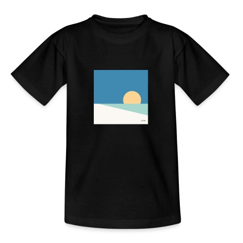 Fiji - Teenage T-Shirt