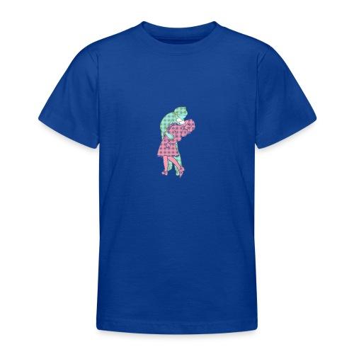 Amor coronavirus - Camiseta adolescente