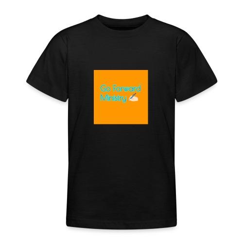 gå framåt ministeriet - T-shirt tonåring