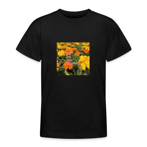 Säg att du älskar mig - T-shirt tonåring
