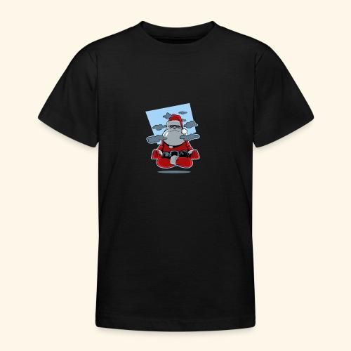Papa Noël zen - T-shirt Ado
