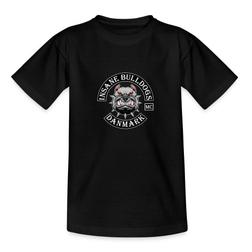 INSANE BULLDOGS MC - Teenager-T-shirt