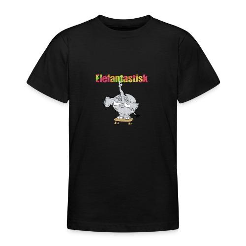 Elefantastisk fant - T-shirt tonåring