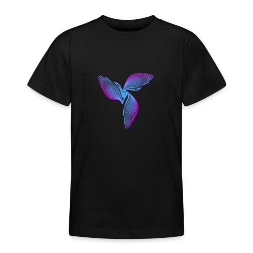 Vogel Paradiesvogel Kakadu Ikarus Chaos 2992cool - Teenager T-Shirt