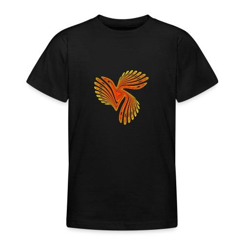 Bird Bird of Paradise Cockatoo Icarus Chaos 4314aut - Teenage T-Shirt