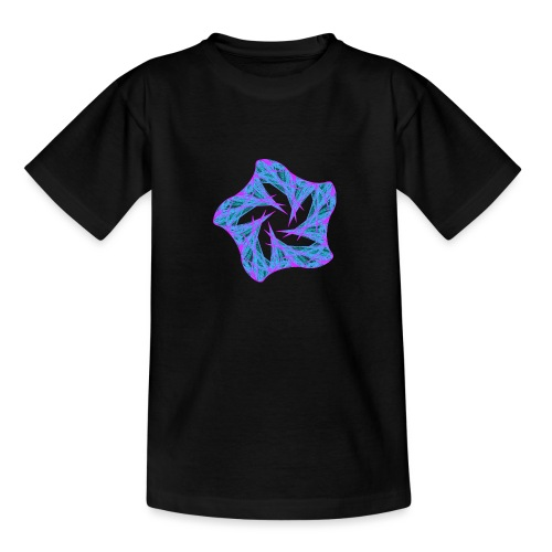 Seestern Seeigel Meerestiere Ozean Chaos 9874cool - Teenager T-Shirt