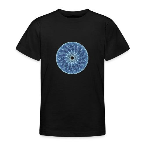 Chakra Mandala Mantra OM Chaos Star Circle 12260ic - Teenage T-Shirt