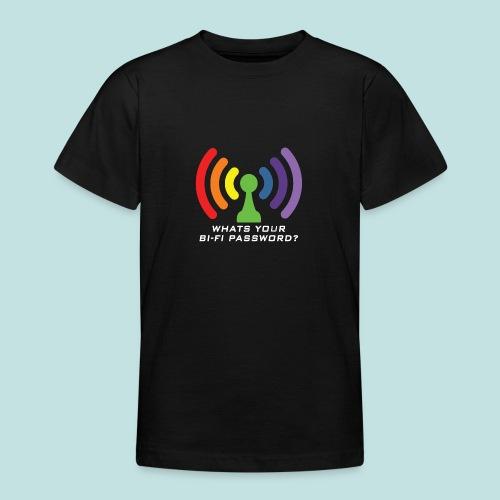 Bi-Fi - Teenage T-Shirt