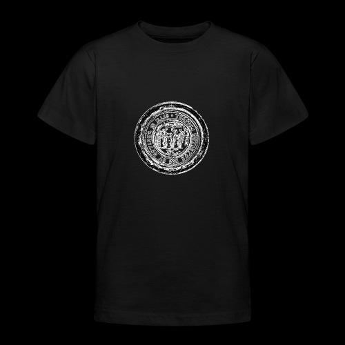 Tempora mutantur nos et mutamur in illis (black - Teenager T-Shirt