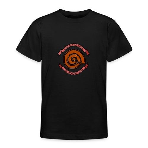 Cinnamon rolls - not gender roles - Teenager-T-shirt