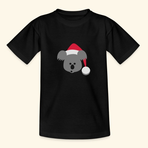 Koala Design Nikoalaus - Teenager T-Shirt